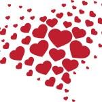 Heart from hearts — Stock Vector #1774737