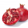 Stock Photo: Pomegranate.