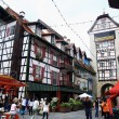 COLMAR (FRENCH VILLAGE IN MALAYSIA) — Stock Photo