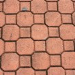 Decorative Interlocking Paver — Foto Stock