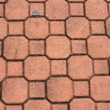 Decorative Interlocking Paver — Stock Photo #1673678