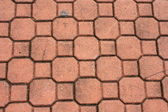 Decorative Interlocking Paver — Stock Photo