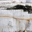 Stock Photo: Extraction of marble