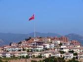 New Villa town in Turkey — Stock Photo