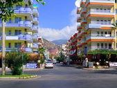 View to Alania city — Stock Photo