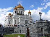 Christ the Saviour - Moscow — Stock Photo