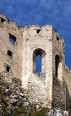 The Castle of Beckov - Chapel — Stock Photo