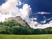 Orava kasteel — Stockfoto