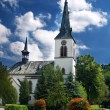 church in dolny kubin — Stock Photo