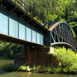 Railroad bridge — Stock Photo #2257241
