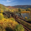 Railroad bridge — Stock Photo #2257401