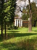 Turcianska Stiavnicka - Arboretum — Stock Photo
