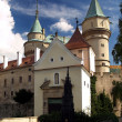 Bojnice castle - Entrance — Stock Photo #2335719