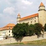 Bratislava Castle — Stock Photo #2335883