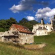 Sklabina Castle and Manor house — Stock Photo