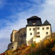 Trencin Castle — Stock Photo #2337207