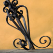 Ironwork detial — Stock Photo