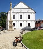 Spisska Sobota - Town hall — Stock Photo
