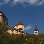 Orava Castle — Stock Photo