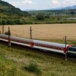 Fast train — Stock Photo #2391043