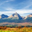 Colorful Tatra Mountains in Summer — 图库照片 #2391379