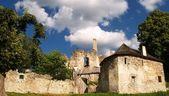 Ruined Sklabina Castle, Slovakia. — Stock Photo