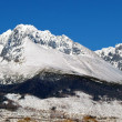 Stock Photo: TatrMountains in winter, Slovakia