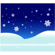 Royalty-Free Stock Vector Image: Snow.Vector image