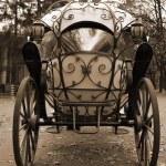 carro de fábula — Foto de Stock