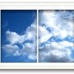Sky Window — Stock Photo #1920511