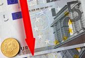 Euro Falls — Stock Photo