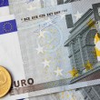 Stock Photo: Euro Cash