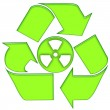 Royalty-Free Stock Photo: Nuclear Recycling