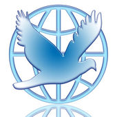 Dove Of Peace — Stock Photo