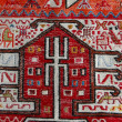 Stock Photo: Turkish traditional kilim,