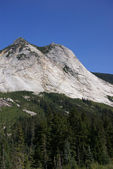 Yak Peak is a granite summit — Photo