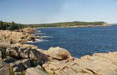 Panorama - coastline — Stock Photo