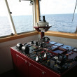 Stock Photo: Navigation equipment