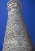 Minaret of mosque — Stock Photo