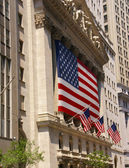 Borsa di new york — Foto Stock