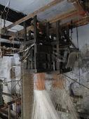 Jacquard loom — Stock Photo