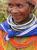Bonda tribal woman — Stock Photo