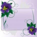 Постер, плакат: Violets