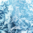 Stock Photo: Ornament of frost