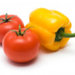 Paprika tomato — Stock Photo