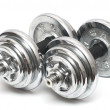Dumbbells — Stock Photo #2117716