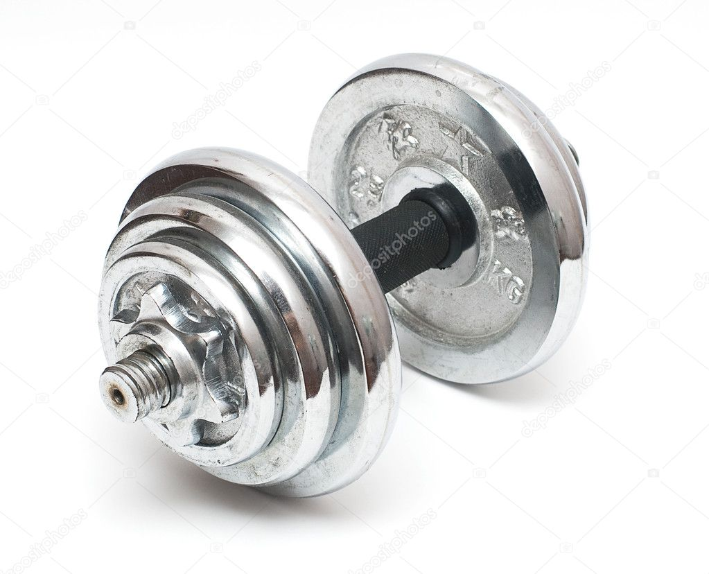 Dumbbell  Stock Photo #2117725