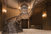 Casino stairs — Stock Photo