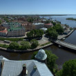 Vyborg panorama — Stock Photo