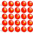 Royalty-Free Stock Vector Image: Vector collection of web buttons